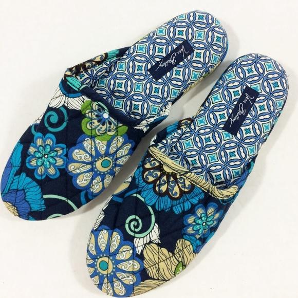 Vera Bradley Shoes - Vera Bradley mule slippers